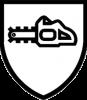 pictograma ce moto-sierra - sin fondo